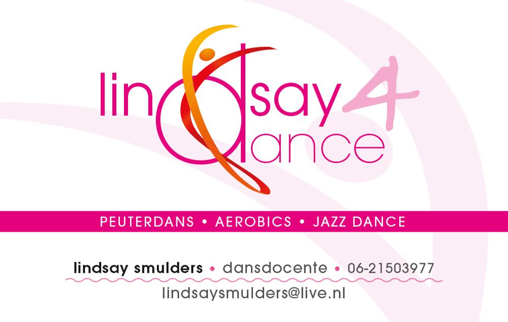 Lindsay4dance - Visitekaartje