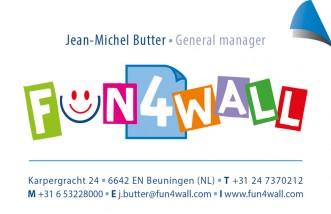 Huisstijl Fun4Wall
