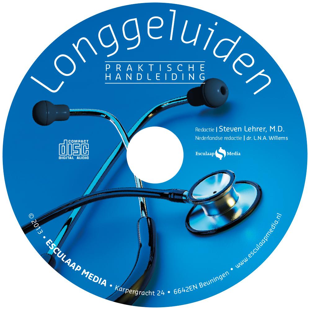 Longgeluiden - CD