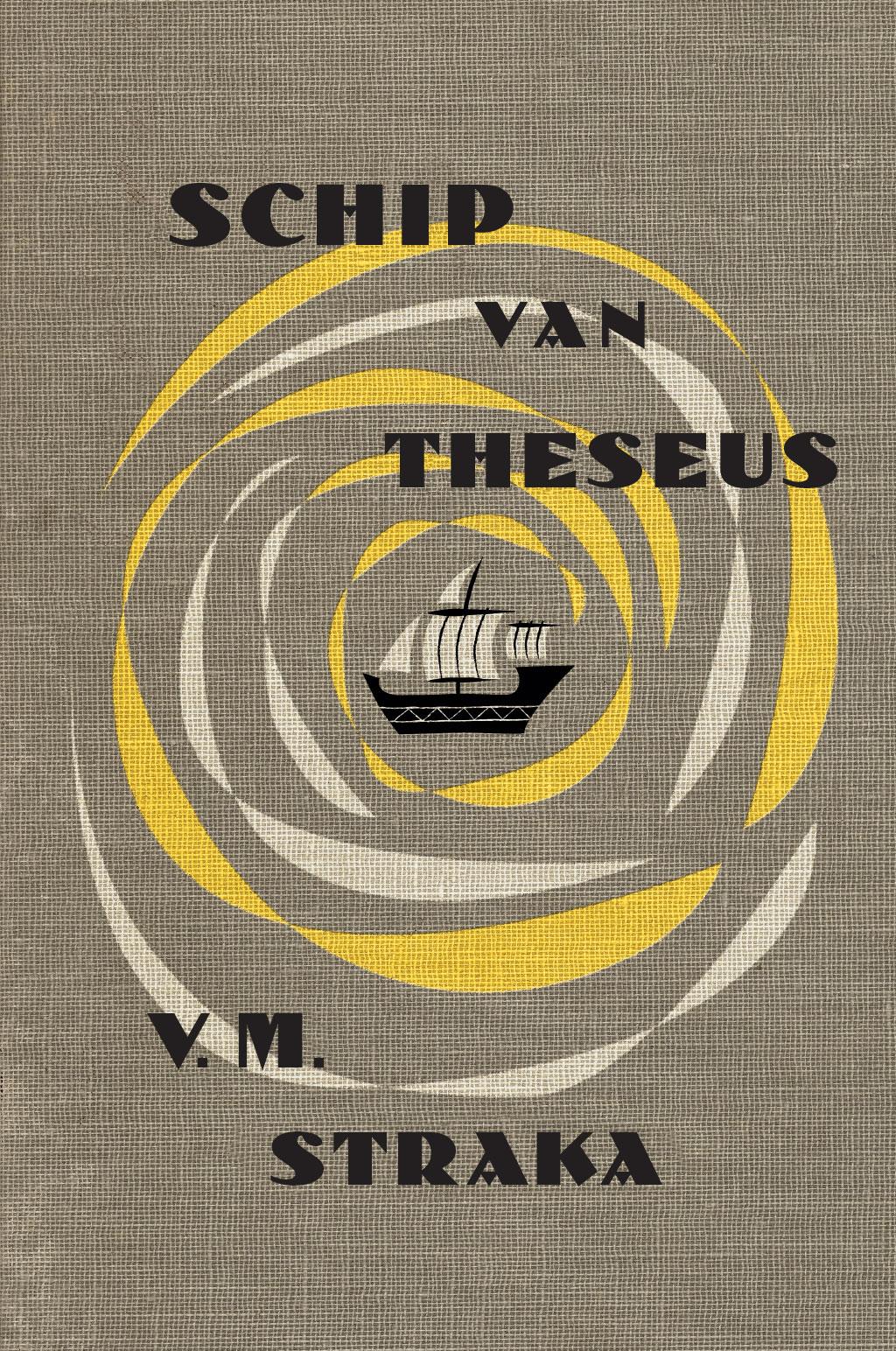 Schip van Theseus - Cover