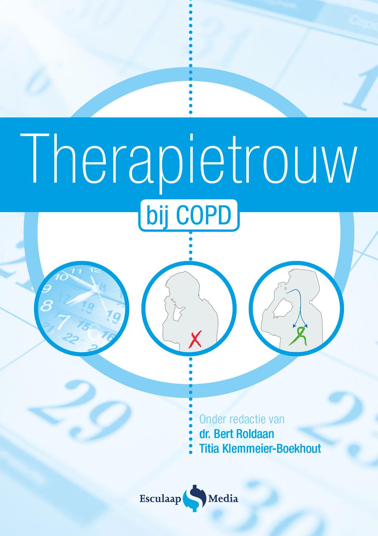 Therapietrouw bij COPD - Cover