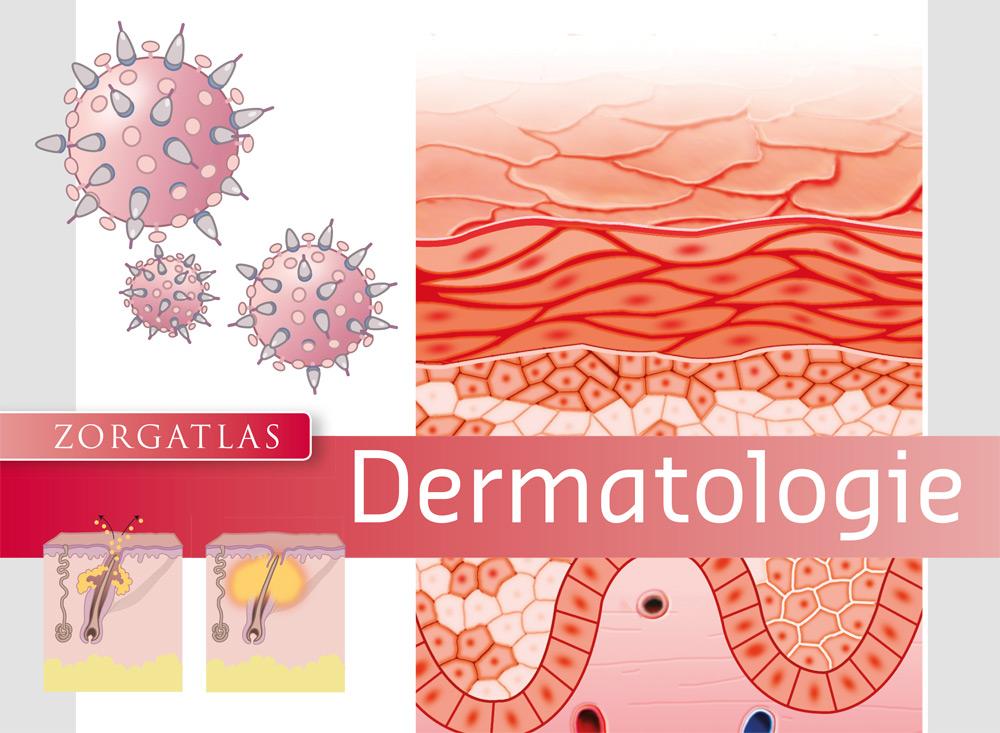 Zorgatlas Dermatologie - Cover
