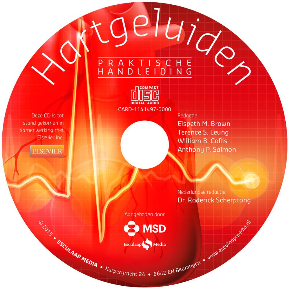 Hartgeluiden - CD