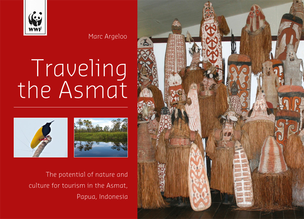 Traveling the Asmat - Cover