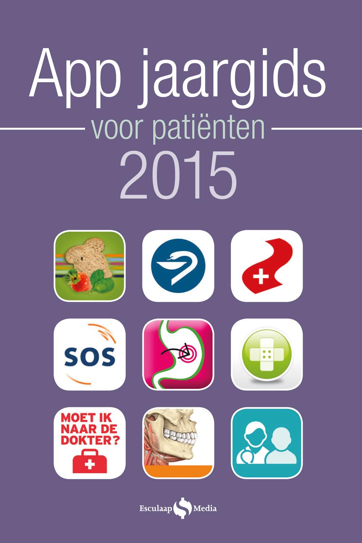 App jaargids 2015 - Cover