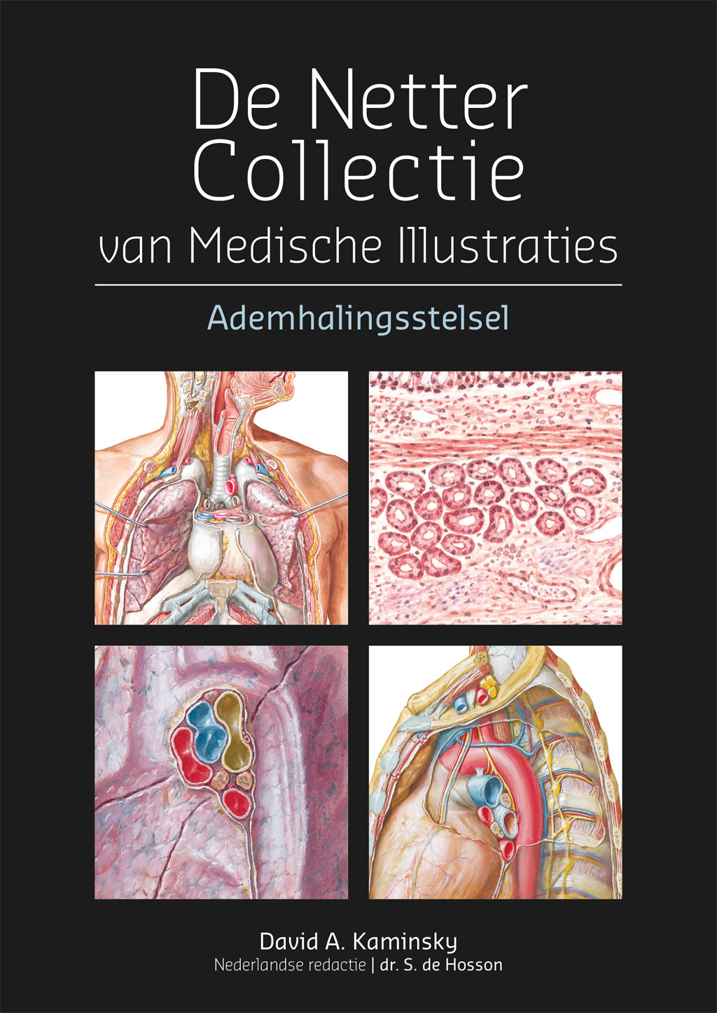 Encyclopedie De Netter Collectie (Ademhalingsstelsel) - Cover