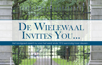 De Wielewaal Invites You