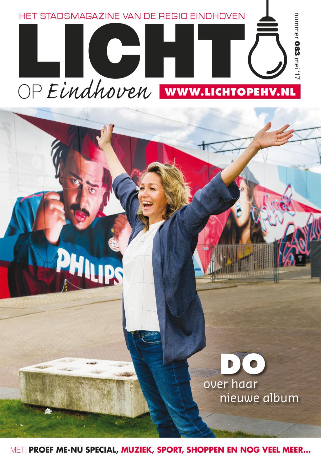 LICHT op Eindhoven - mei.'17 - Cover
