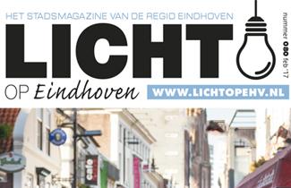 Magazine LICHT op Eindhoven