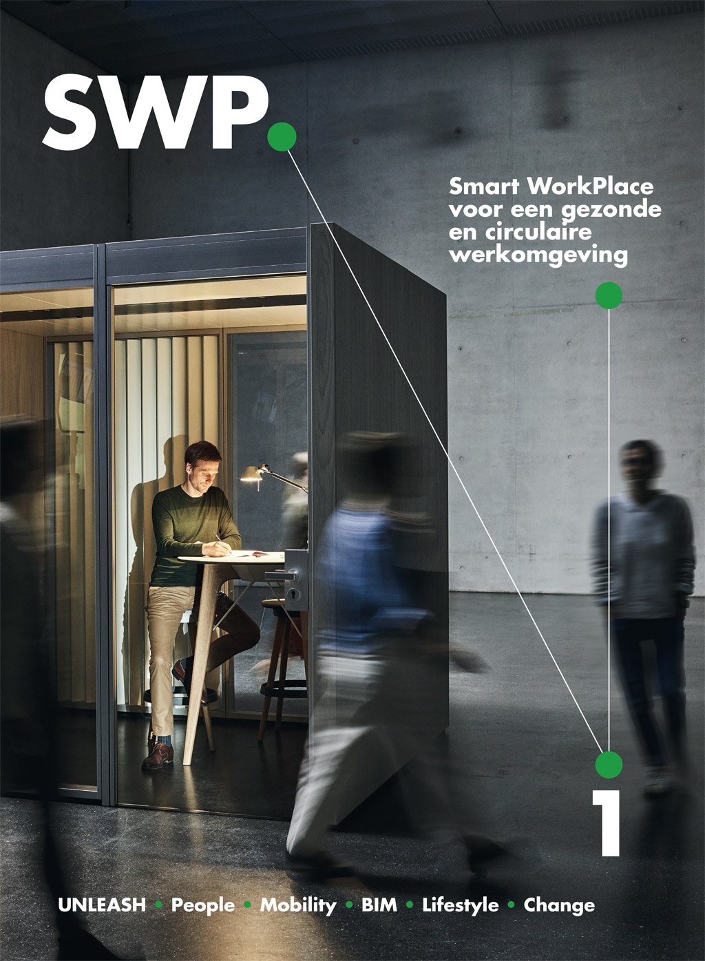 Smart WorkPlace - Cover