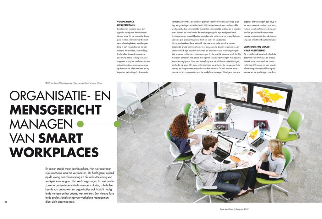 Smart WorkPlace - Binnenwerk
