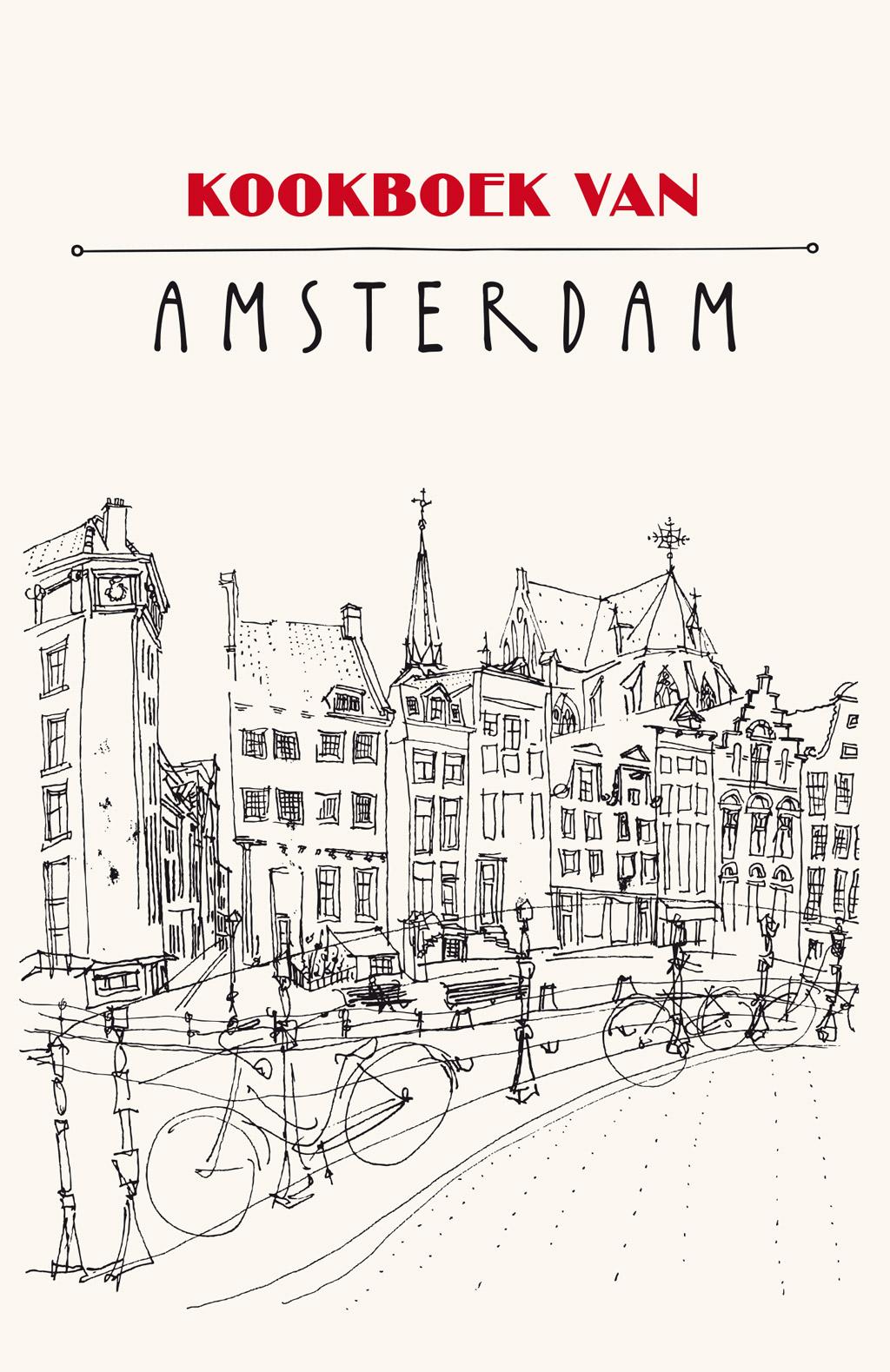 Kookboek van Amsterdam - Cover