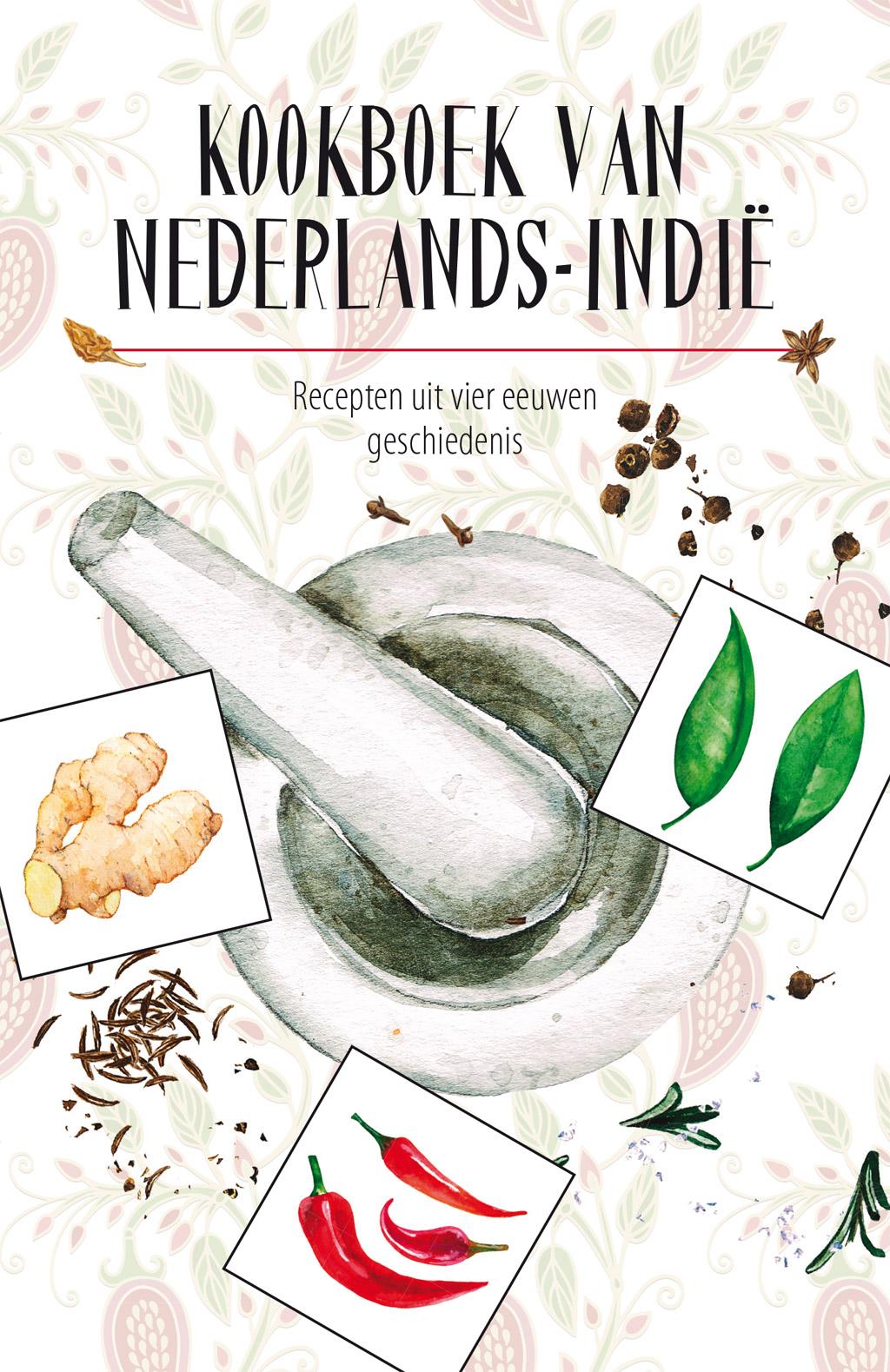 Kookboek van Nederlands-Indië - Cover