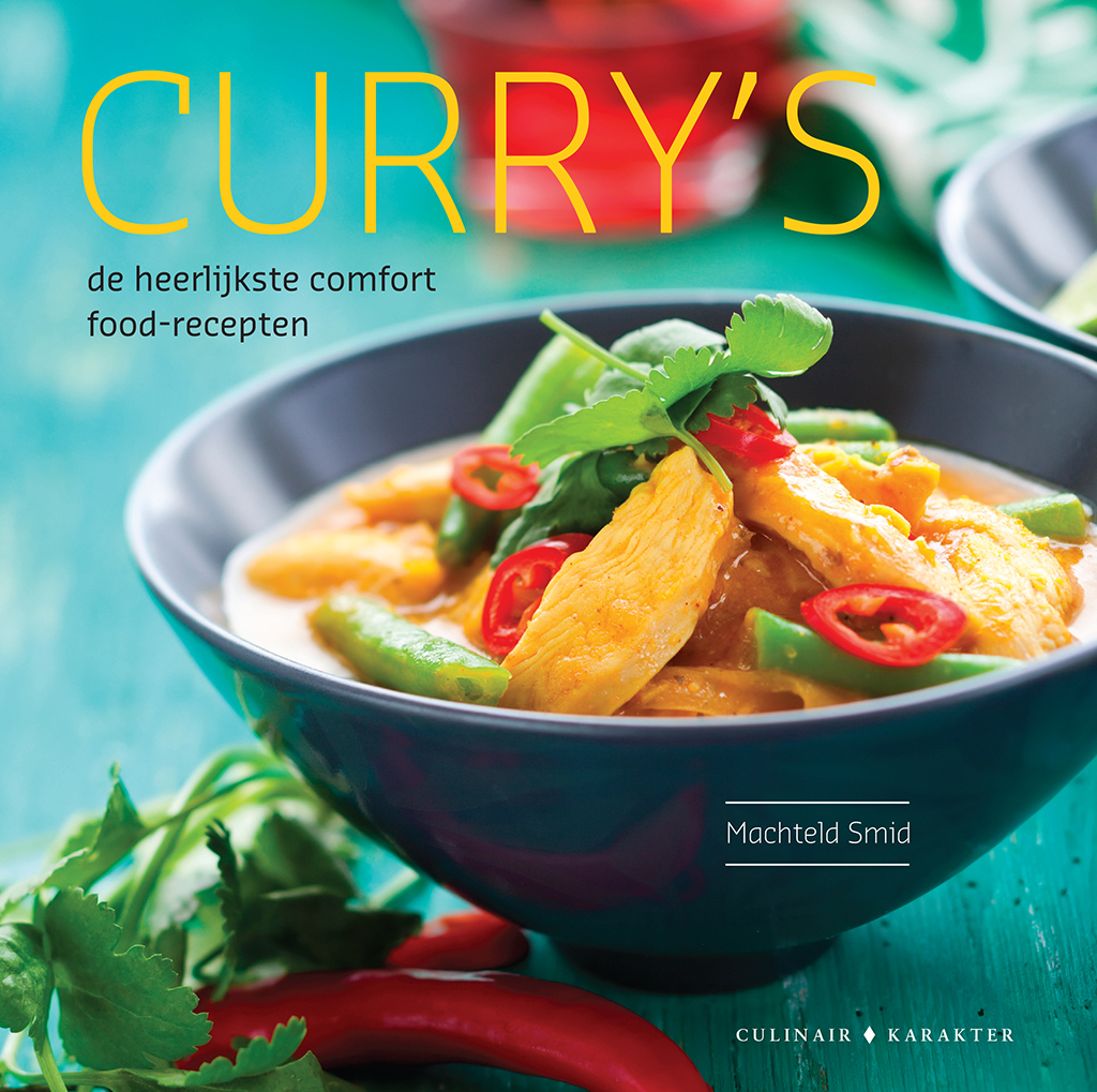 Curry's - Cover