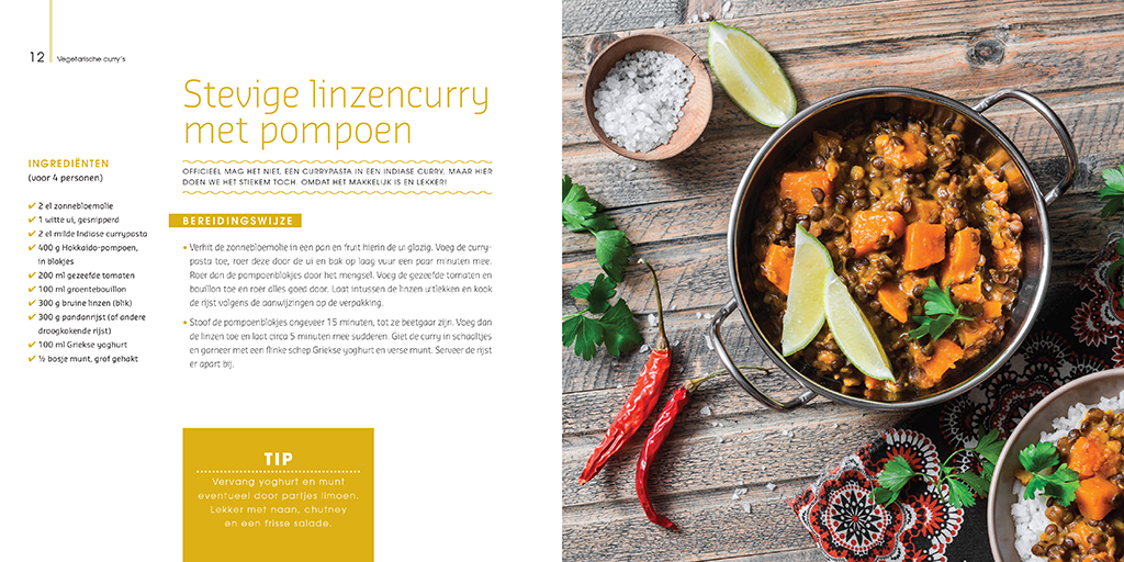 Curry's - Binnenwerk