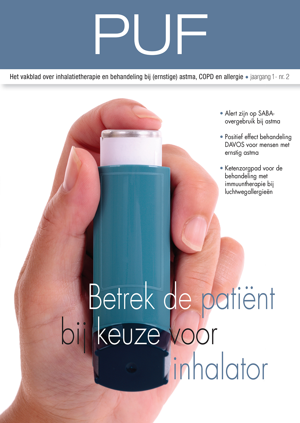PUF - Cover