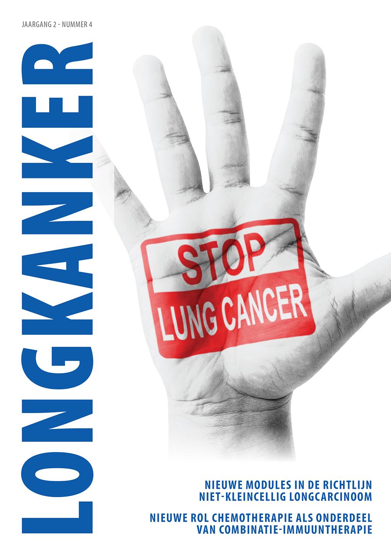 Longkanker - Cover